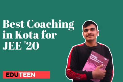 Best JEE Coaching in Kota 2020