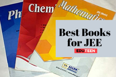 Best Books for JEE